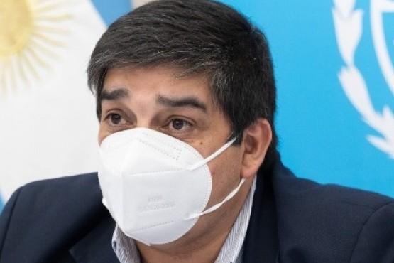 El Ministro de Salud de la Provincia dio positivo a Coronavirus