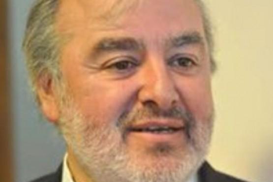 Rubén Zárate.