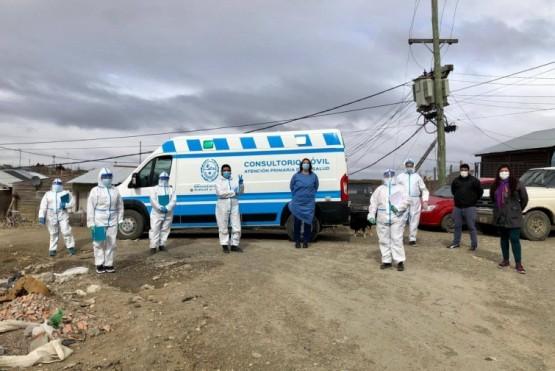 Abordaje Territorial llevó adelante nuevos operativos en Río Gallegos