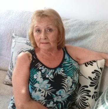 Sonia García falleció ayer en Río Gallegos a los 71 años