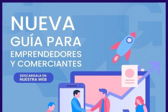 """Destacan posibilidades que brinda la """"Primera Guía Digital para Emprendedores y Comerciantes"""""""