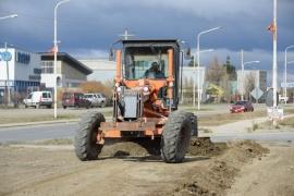 Municipio iniciará tareas de mejoramiento de la Avenida San Martín
