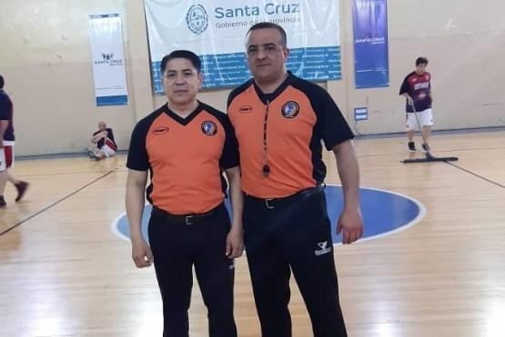 Exitosa capacitación de los árbitros de Santa Cruz