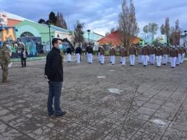 Llegaron profesionales de refuerzo al Hospital Regional de Río Gallegos