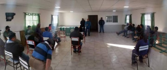 Tecka - ATE Esquel representará a trabajadores municipales