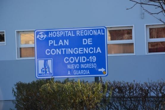 Falleció en el Hospital Regional Río Gallegos.