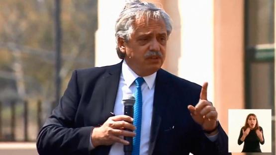 Fernández puso en marcha el DetectAr Federal