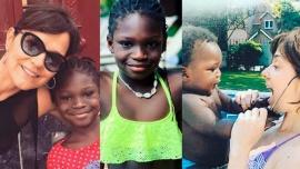 El posteo de Andrea Pietra a diez años de la adopción de su hija