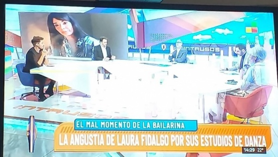 Laura Fidalgo: