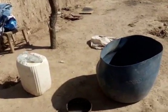Una campaña busca ayudar a una familia sin luz, agua, ni baño en un pueblo olvidado