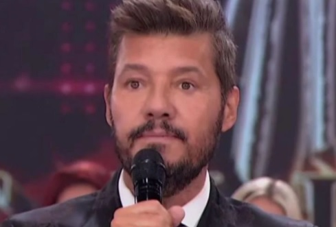 Marcelo Tinelli.