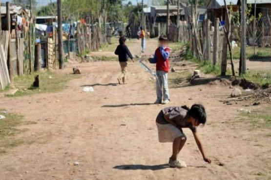 INDEC reflejó que el 56,3% de los menores de 15 años son pobres