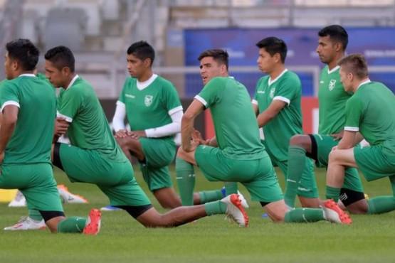 Escándalo en Santa Cruz: jugadores fueron retirados de la selección boliviana previo al partido con Argentina