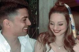 La novia del periodista deportivo Gastón Edul se tiró de un taxi en un intento de secuestro
