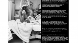 Chrissy Teigen sufrió un aborto espontáneo tras ser hospitalizada