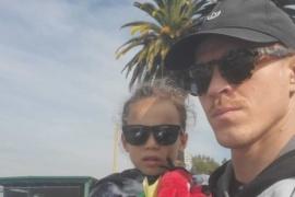 El ex marido de Naya Rivera explicó por qué se mudó con su cuñada