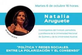 """""""Política y redes sociales. Entre la polarización y el consenso"""""""