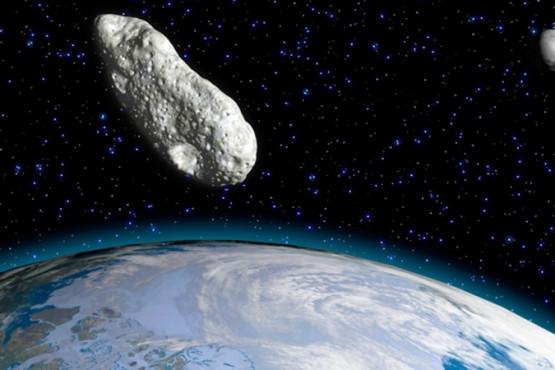 La NASA advirtió que cinco asteroides pasaran cerca de la Tierra