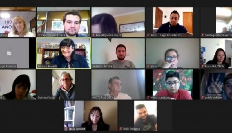 """Nueva jornada de """"Mateada virtual"""" para cooperativas y mutuales"""
