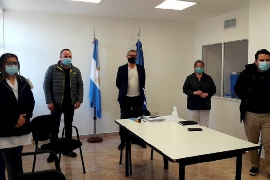 Voluntarios, enfermeras egresadas y colaboración mutua entre la UNPA y el HRRG