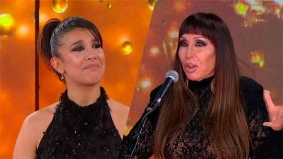 Moria y Andrea.