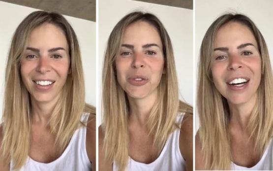El extraño pedido de Marianela Mirra para el Cantando 2020
