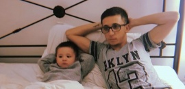Rodrigo Noya confesó que quiere volver a ser papá