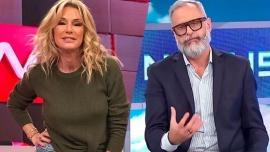 """Jorge Rial y un duro gesto contra Yanina Latorre: """"Imbécil y enferma"""""""