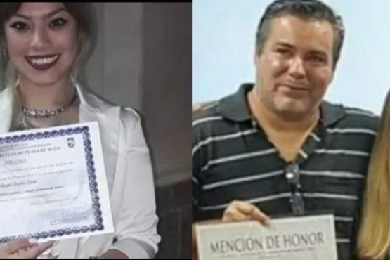 Celeste Burgos, la novia del exdiputado Ameri, está con asistencia psicológica