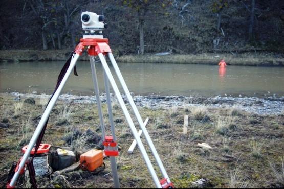 Estudios sobre los recursos hídricos en la provincia (INTA)