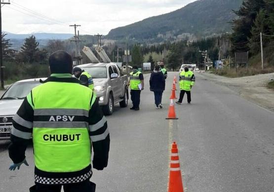 La APSV retiró a 18 conductores de la vía pública