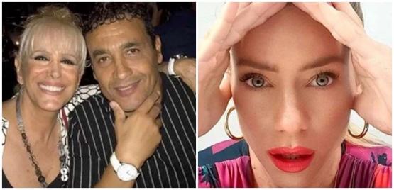 La modelo opinó del juicio millonario a Valeria Lynch