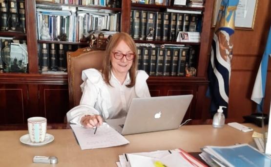 Provincia presentó el Programa Aulas Virtuales