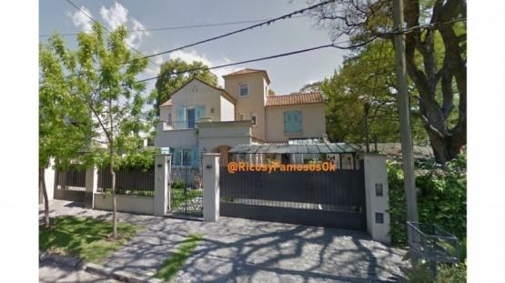La mansión que Mirtha Legrand le regaló a Juana Viale