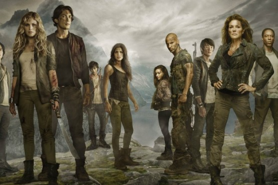 """3 series similares a """"The 100"""