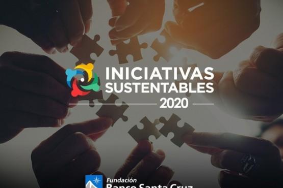 Banco Santa Cruz lanza la convocatoria para participar del programa Iniciativas Sustentables 2020