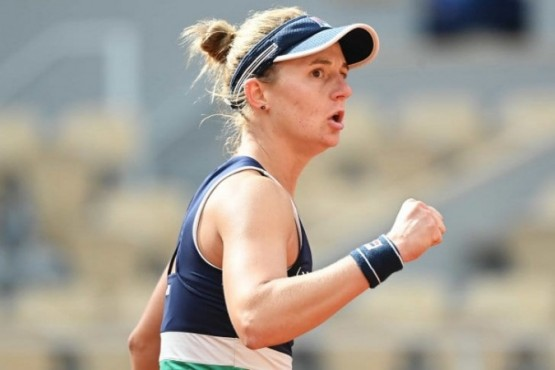 Show de Podoroska en Roland Garros y clasificación a semifinales