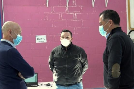 El COE de Perito Moreno tomó nota del Plan Detectar Caleta Olivia