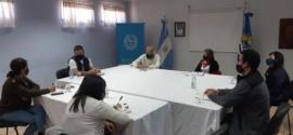 Provincia y el Municipio de Río Gallegos articulan acciones para promover el emprendedurismo local