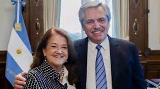 Interna por Venezuela: Alicia Castro renunció como embajadora