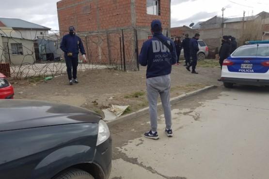 Prisión preventiva para los imputados del robo al fotógrafo