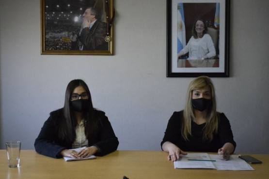 Se llevó a cabo la Mesa de Seguridad, Género y Diversidad