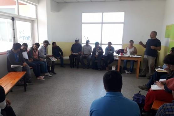 El comité evaluará las declaraciones juradas presentadas por productores afectados