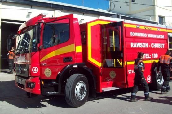 Dos bomberos voluntarios aislados por prevención por Covid-19