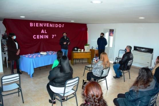 Inauguraron el CENIN N°7 en el San Benito y se trabaja en el Centro de Salud Municipal