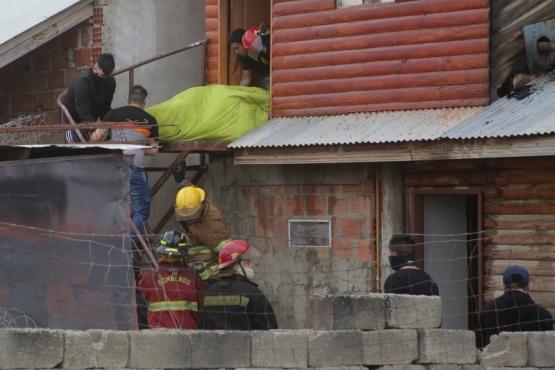 Un hombre sería la víctima fatal del incendio