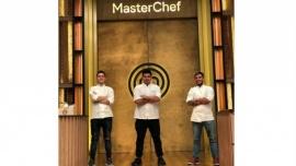 MasterChef se quedó con tres participantes de El Gran Premio de la Cocina