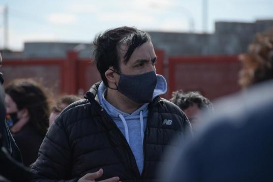Grasso asistió a reunión con vecinos, pero acordó otro encuentro respetando protocolos sanitarios