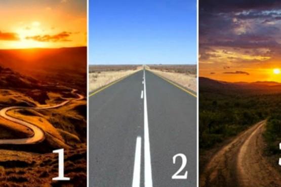Dime qué camino eliges y te diré aspectos íntimos de tu personalidad