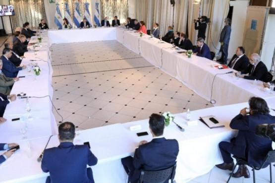Los gobernadores llamaron a la unidad de todos los argentinos